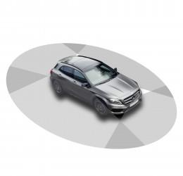 奔驰原厂款360°全景影像系统+