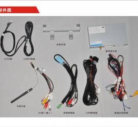 CVS-1128 奥迪3G MMI多媒体影音系统