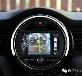 全新mini加装车智连宝马iDrive多媒体影音系统