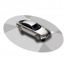 2017款奥迪A6 360°全景行车辅助系统+