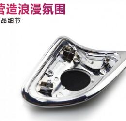 奔驰 2020款GLE 钻石高音发光罩